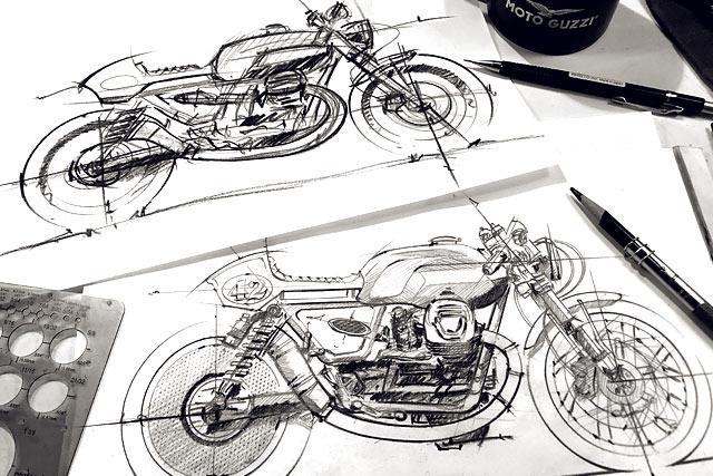 guidon moto custom bobber a petit prix