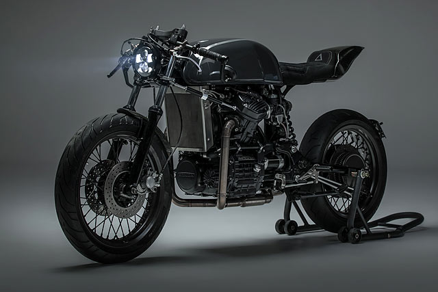 ALTERED CARBON. Purpose Built Moto's Immaculate Honda CX500