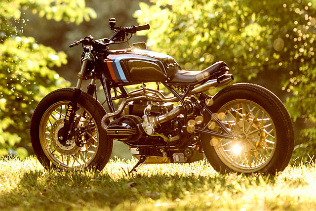 Awe Inspiring Arkansas Awe One Up Motos Bmw R65 Roadster Pipeburn Com Creativecarmelina Interior Chair Design Creativecarmelinacom