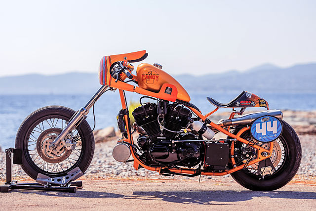 SUGAR RUSH  Moto Candy's Sweet Sportster Sprint Racer