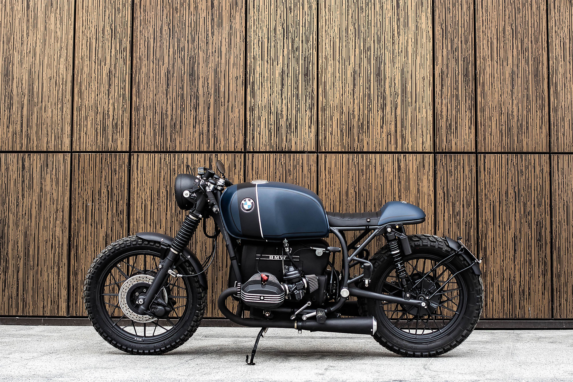 R You Experienced Recast Moto S Classic Bmw R100 Cafe Racer