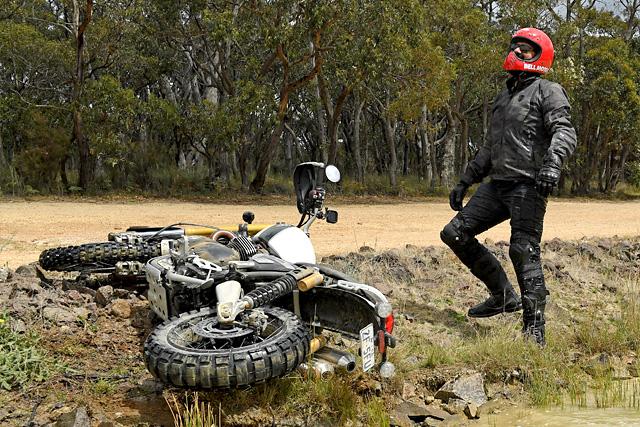 New 2019 TRIUMPH SCRAMBLER 1200 XE SHOWCASE Motorcycle in