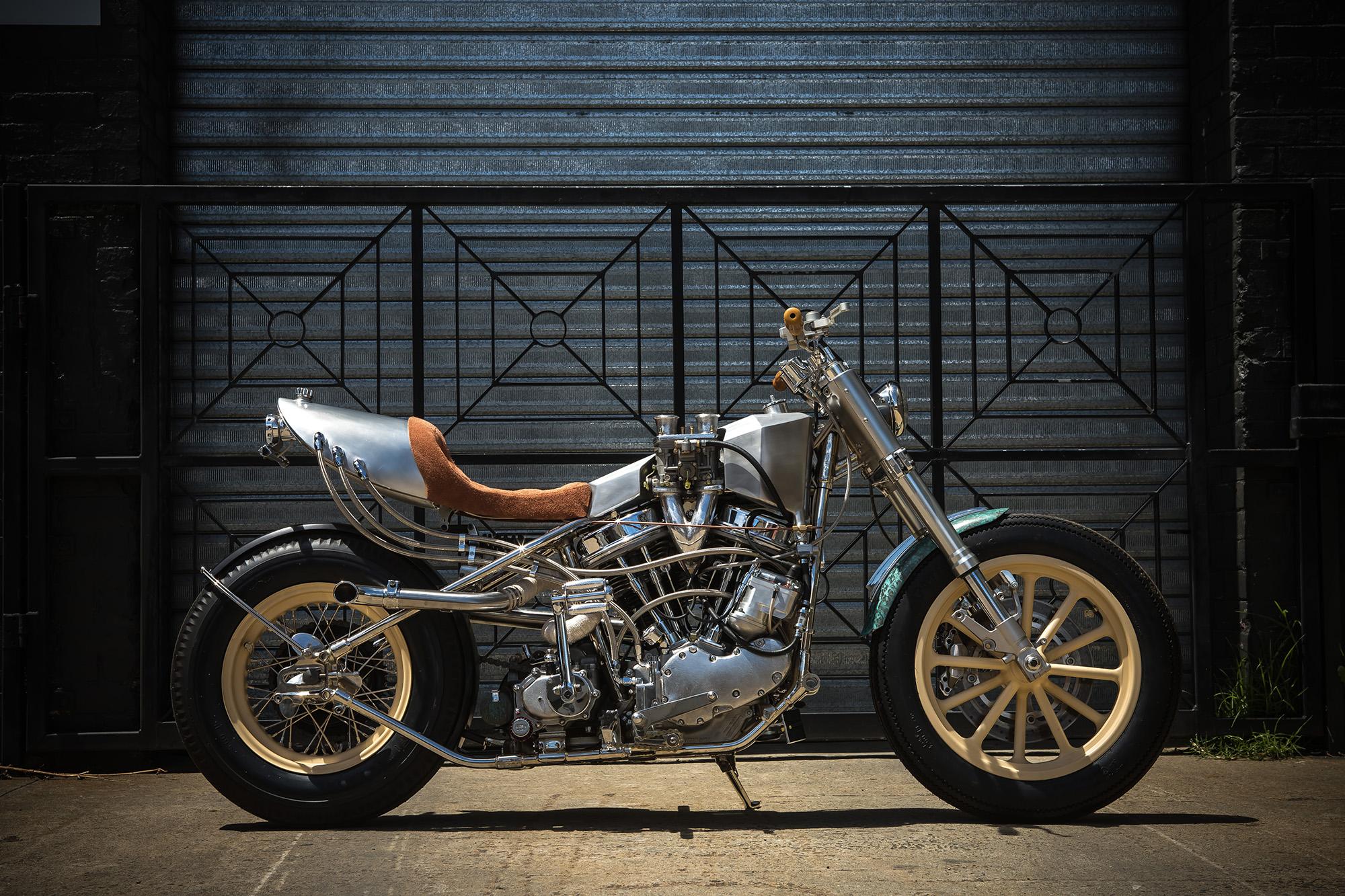Hot Rod Harley >> Hot Rod Harley By Mlr Custom Coachbuilder Pipeburn Com