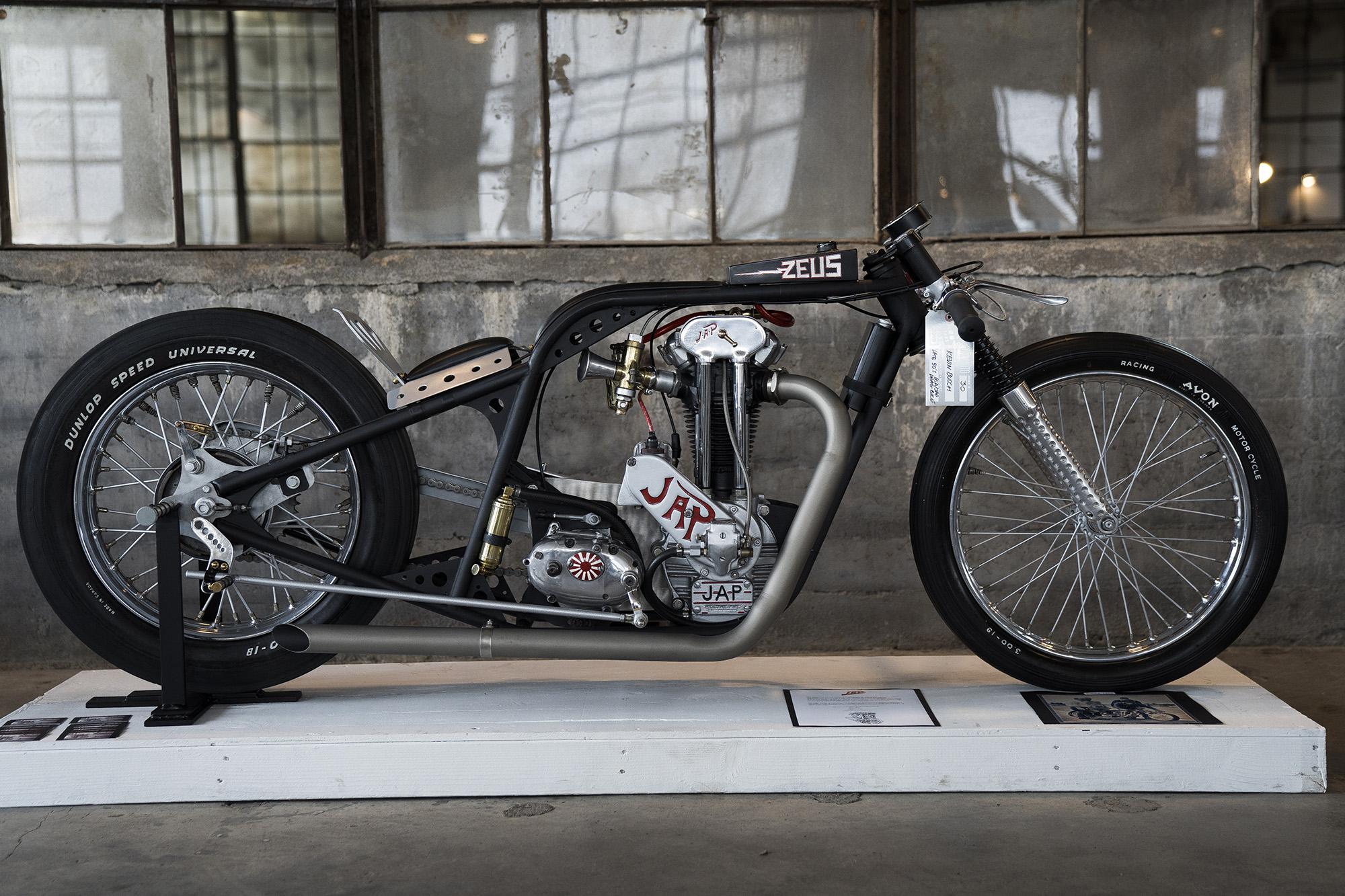 FAMILY AFFAIR - 'Zeus' Drag Bike - Pipeburn com