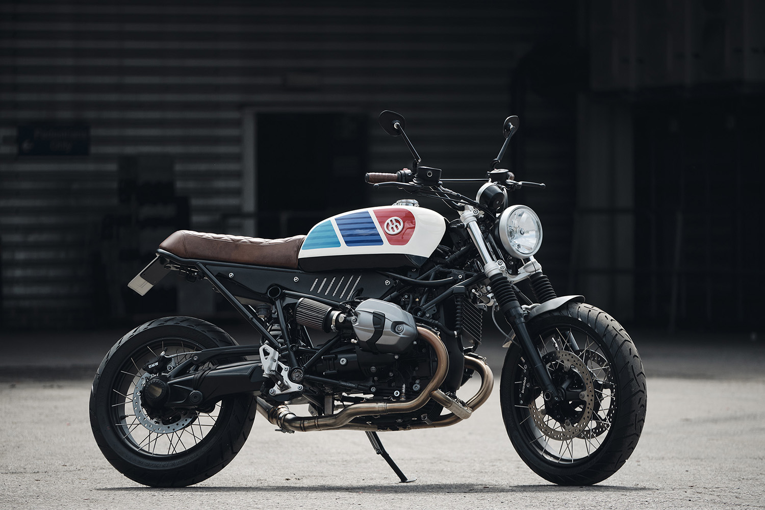 Past Present Bmw R Nine T By Untitled Motorcycles