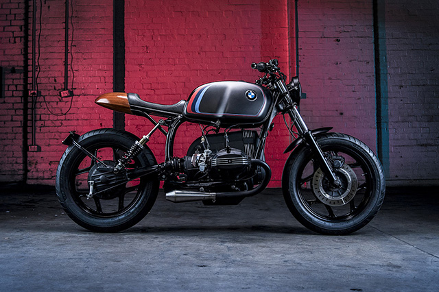 ALL CLASS: BMW R80RT by Sol Invictus Motorcycle Co.