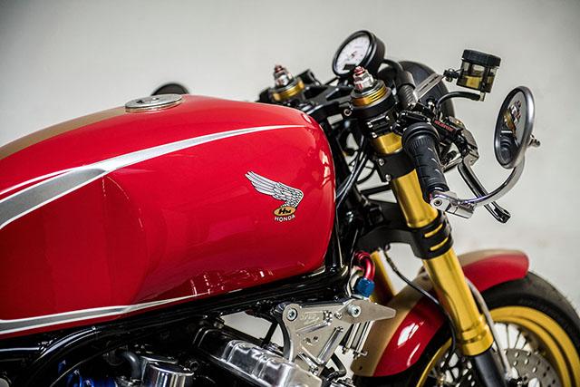 SIX-CYLINDER SYMPHONY: Honda CBX1000 by Mandrill Garage - Pipeburn com