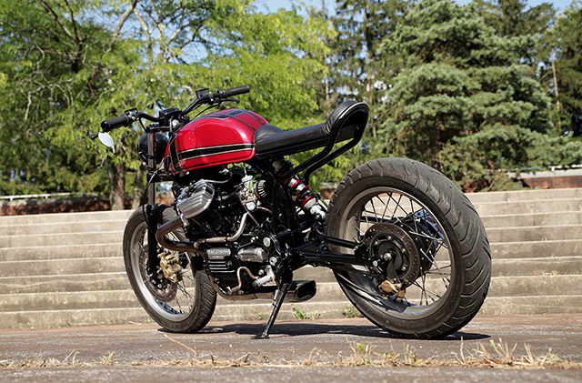 Pipeburn | Café racers, trackers, scramblers & custom motorcycles on