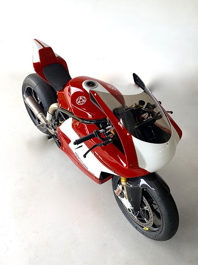 TRACK WEAPON: Ducati 1098 by Walt Siegl Motorcycles