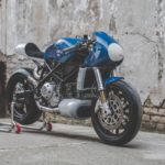 de Bees Knees: Ducati 749s by deBolex Engineering