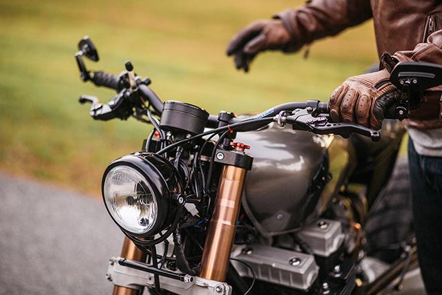 MIRACLE MISTAKE: Honda CB750 'Tuna' by FingersCrossed Moto - Pipeburn.com