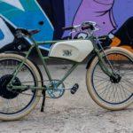 Extravagant E-bike