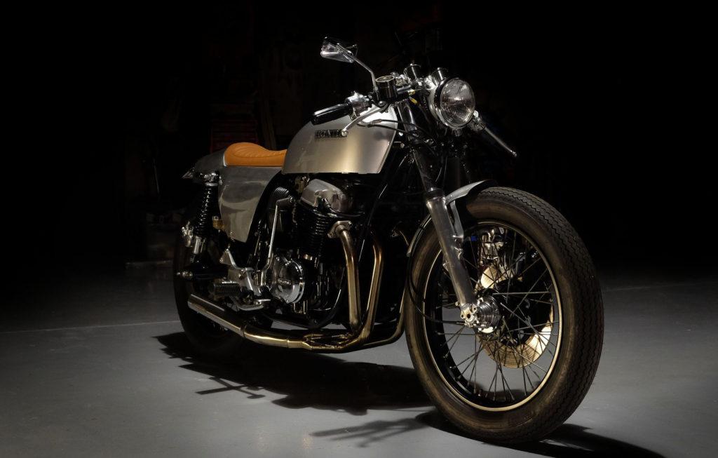 SALVAGE OPERATION: Honda CB750 by Sabotage Motorcycles.