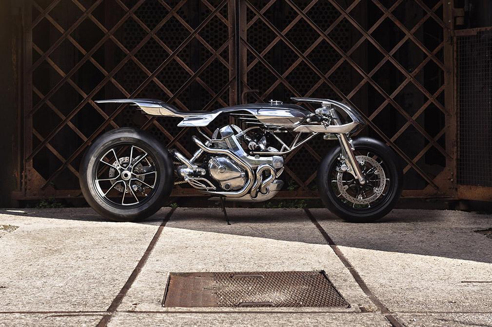 🔴 Мотошедевр Ducati 750SS от Cevennes Retro Motors