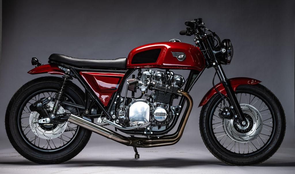 LIGHTNING STRIKES TWICE: 1978 KAWASAKI KZ1000 by MotoRelic.