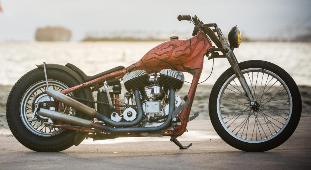THE LEGEND OF THE PUFFER: 1946 Indian Chief by Perry & Roland Sands.