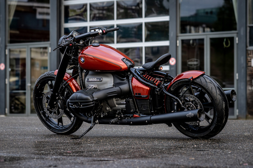 SHOWROOM STOPPER: BMW R18 by Ironwood Custom Motorcycles.