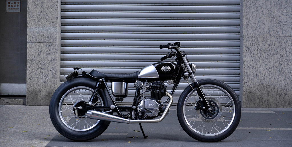 LONE WOLF:  'K-Drag' by Mike's Garage
